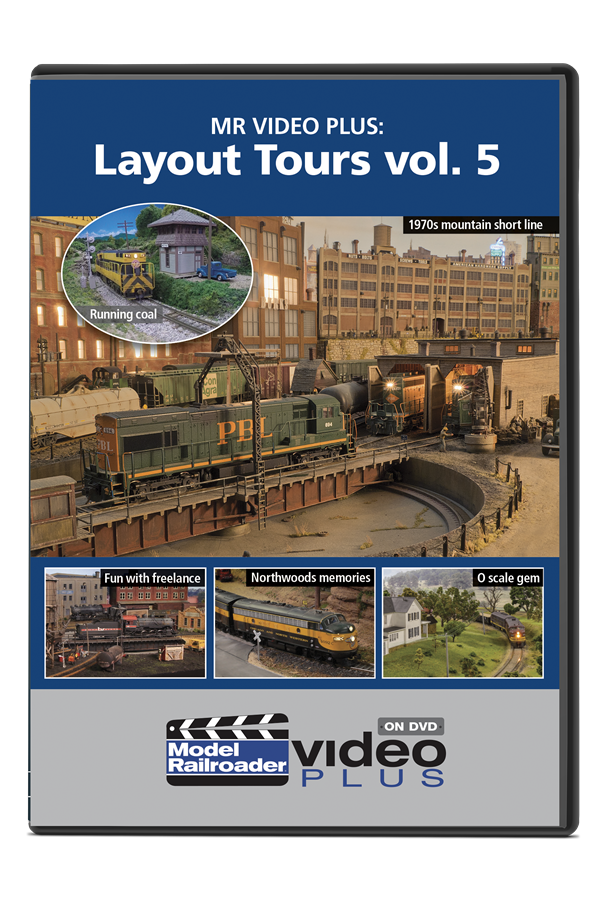 MR Video Plus: Layout Tours Vol. 5 DVD