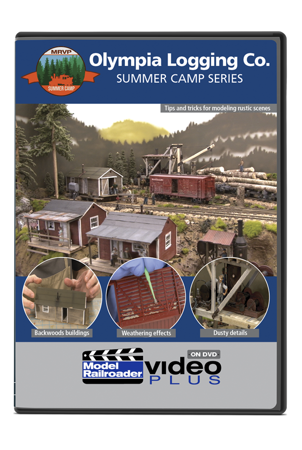 Olympia Logging Co. Summer Camp Series DVD