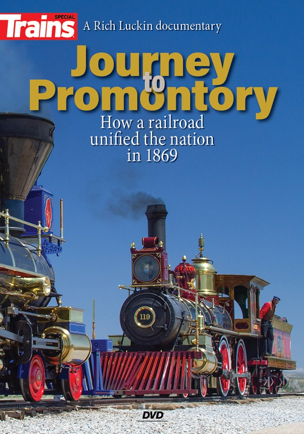 Journey to Promontory DVD